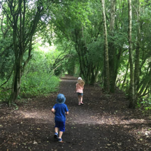 Irlam Linear Park provides lots of outdoor fun for all the family.